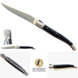 Couteau LAGUIOLE de chasse,...