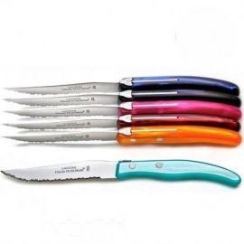 Coffret 6 couteaux mélange...
