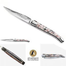 Couteau LAGUIOLE Femme -...