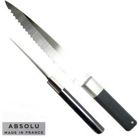 Couteau à pain ABSOLU 22cm,...